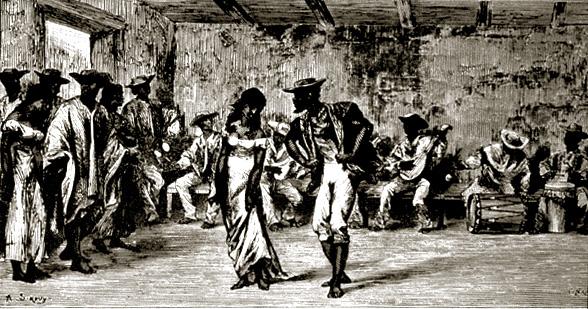 bailes de negros 1