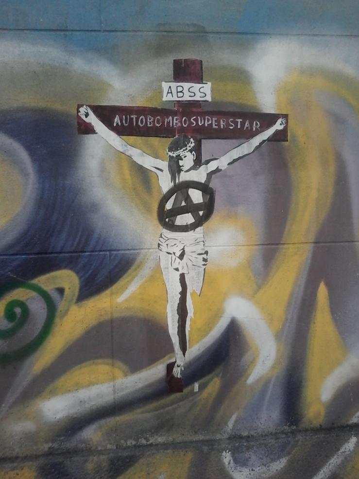 Muro de la calle Tomás Basañez VIII