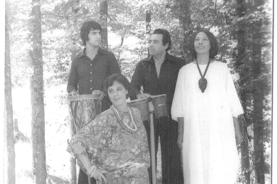 Carmen y Susana Platero